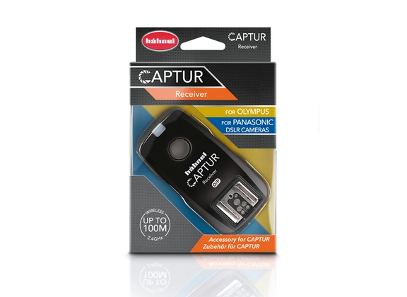 Captur Receiver for Olympus/Panasonic