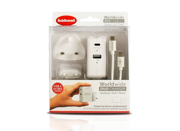 Worldwide Duo Charger