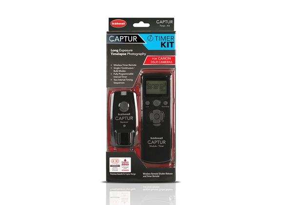 Captur Timer Kit for Canon