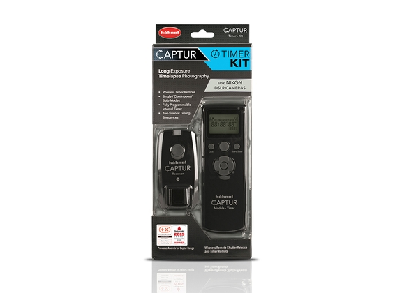 Captur Timer Kit for Nikon
