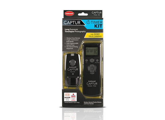 Captur Timer Kit for Sony
