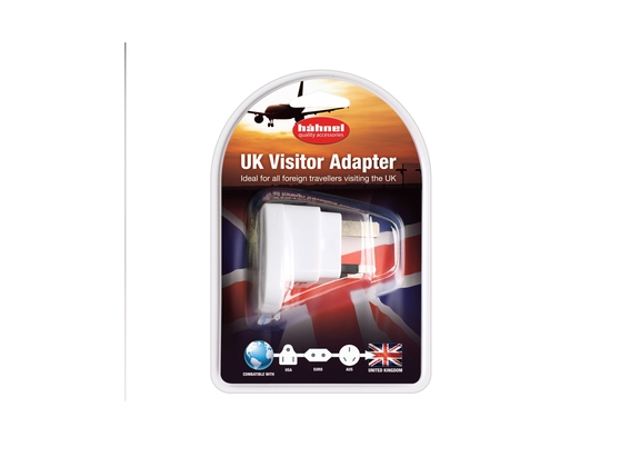 UK Visitor Adapter