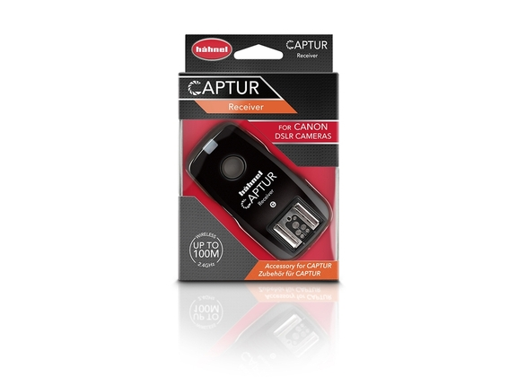 Captur Receiver  for Canon